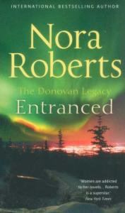 Book Review: Entranced (Donovan Legacy #2)