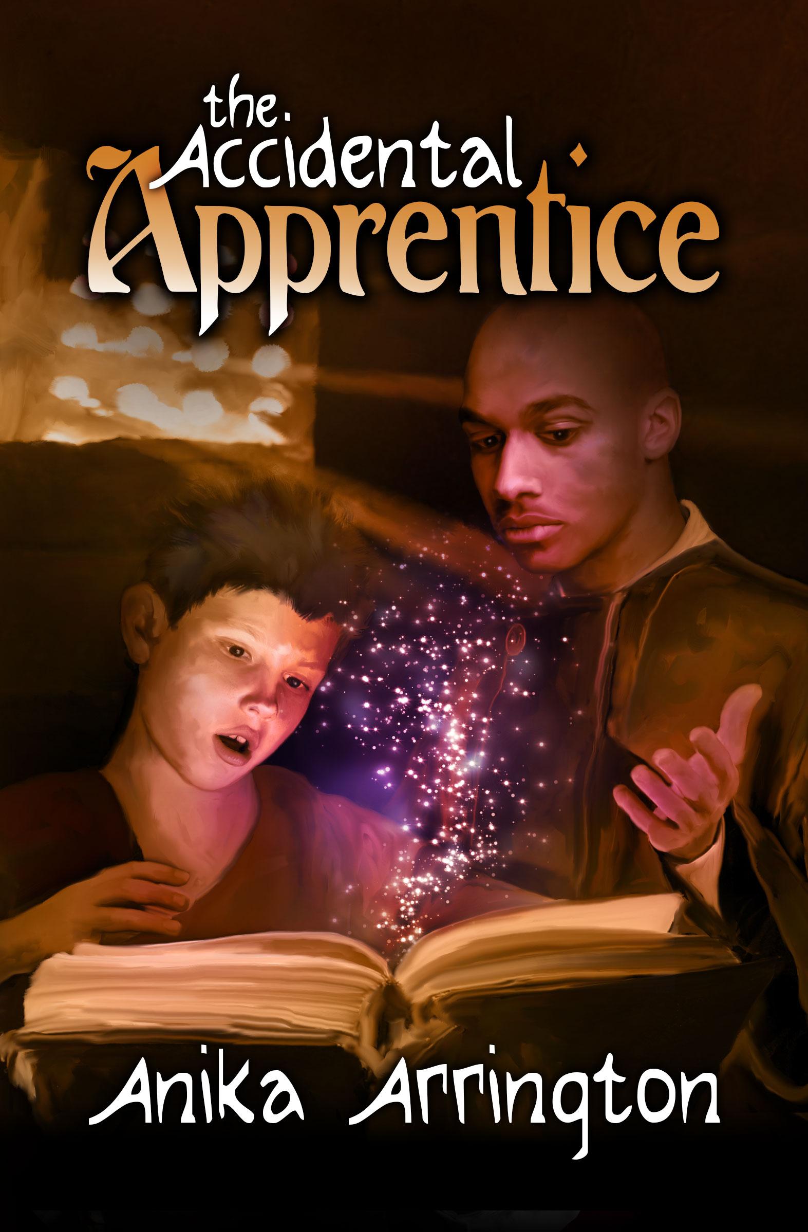 Accidentalapprentice Cover