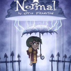 Graphic Novel Review: Oddly Normal (Chapter #1)