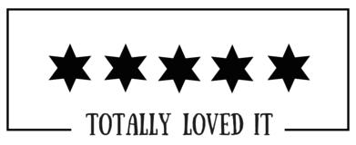 5 Stars Black