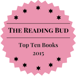 The Reading Bud's Top Ten Books Of 2015