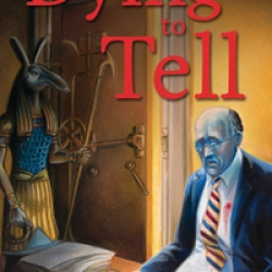 Book Review: Dying To Tell by T.J. O'Conner (Gumshoe Ghost Mystery #3)