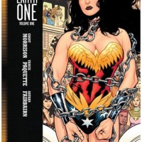 Graphic Novel Review: Wonder Woman: Earth One Vol. 1 by Grant Morrison