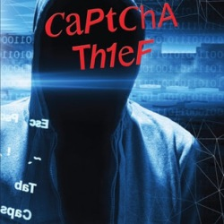 Book Review: Captcha Thief by Rosie Claverton