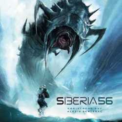 Graphic Novel Review: Siberia 56 (Volume #1-3) by Christophe Beck & Alexis Sentenac