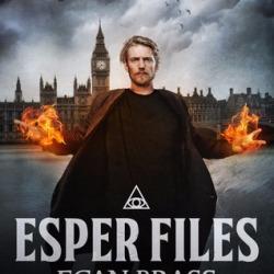 Book Review: Esper Files by Egan Brass