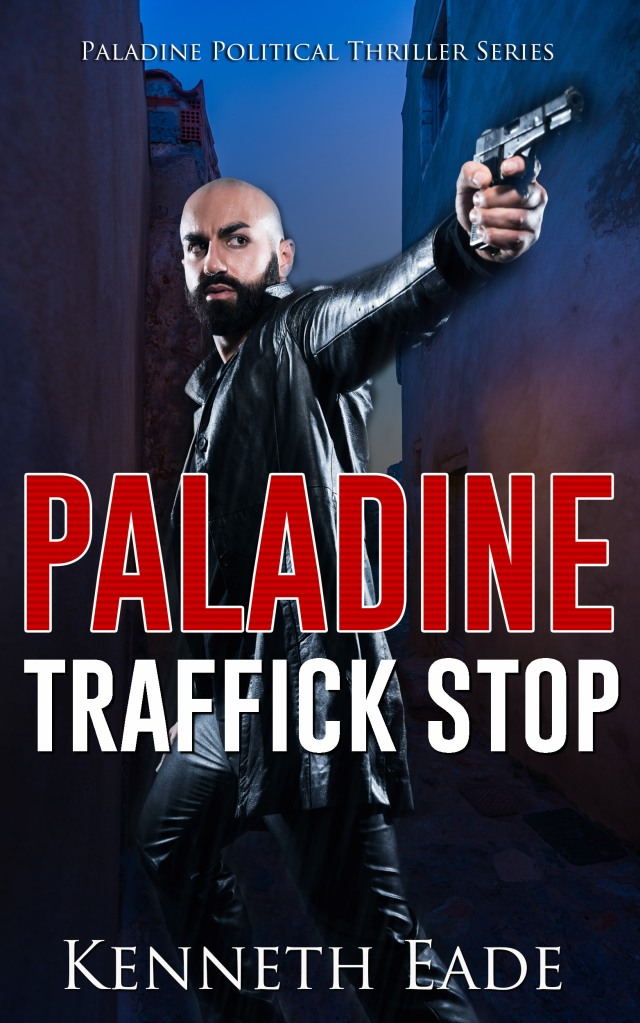 Book Review: Traffick Stop by Kenneth Eade