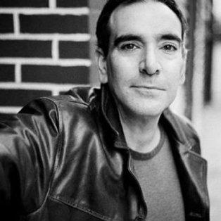 Photo of Author Aaron Poochigian