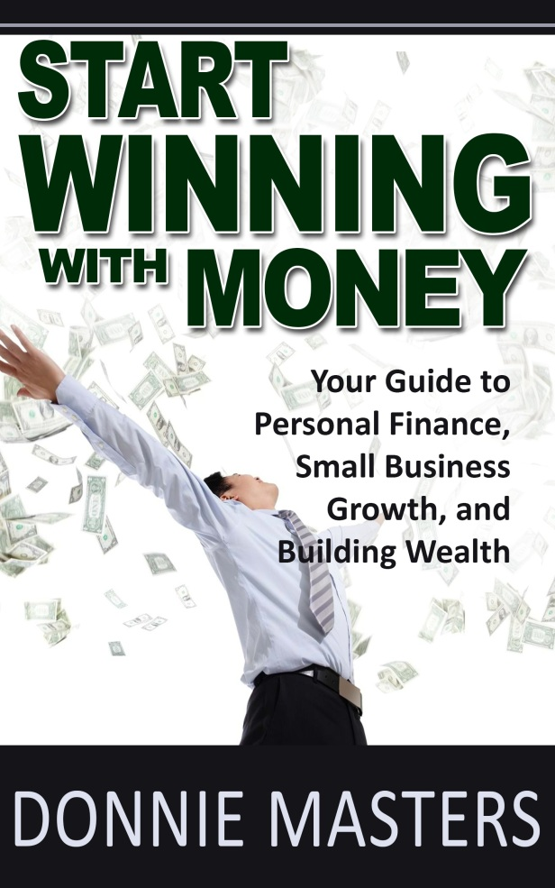 Book Review: Start Winning With Money by Donnie Masters