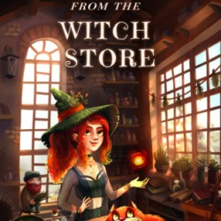 Book Review: Stories From The Witch Store by Olga Gutsol