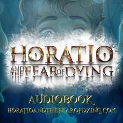 Book Review: Horatio And The Fear Of Dying by J.D. Oldenburg